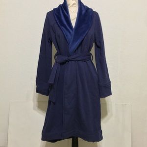 NWT UGG DUFFIELD DOUBLE KNIT PLUSH LINED ROBE M